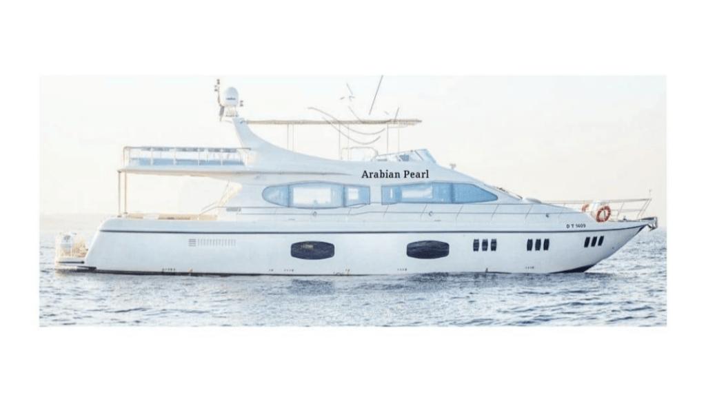 Arabian Pearl 90 -1