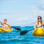 Kayaking Water Activities - yachtrentaldxb.com