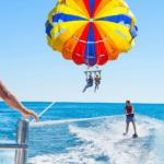 Parasailing Water Activities - yachtrentaldxb.com
