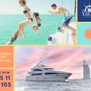 No 1 Yachts Rental Dubai