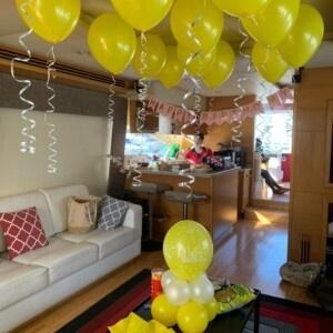 Dubai Birthday Party Yachts Booking