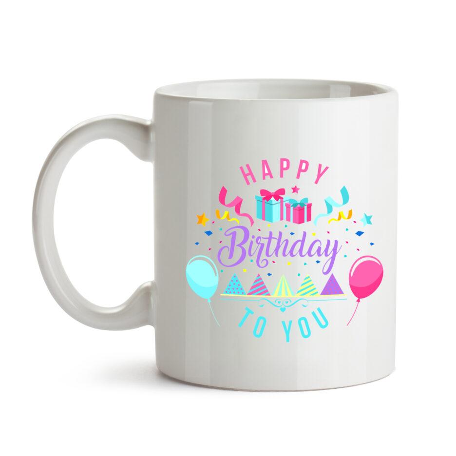 Birthday Cup