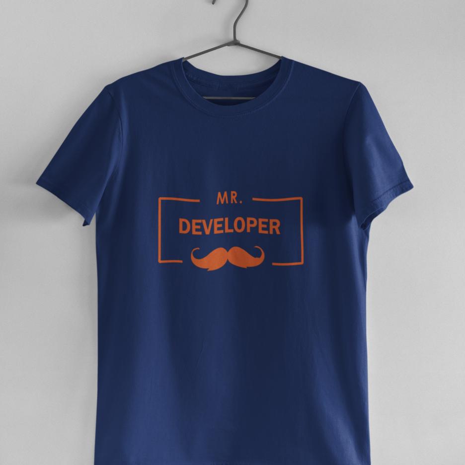 Mr. Developer