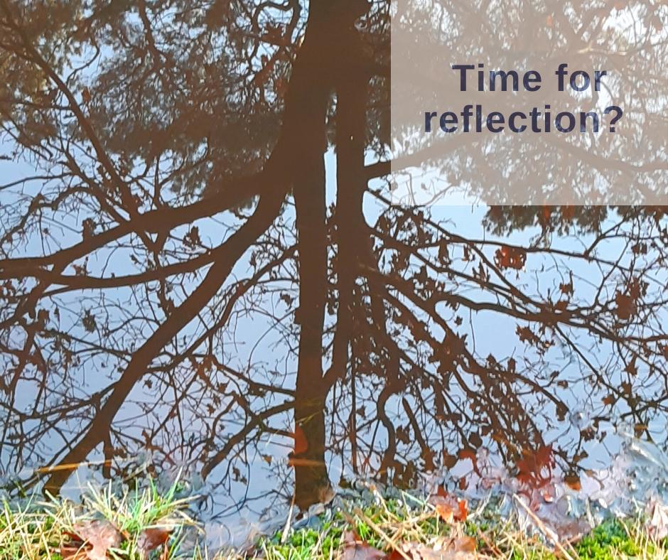 Marieke Genard reflection