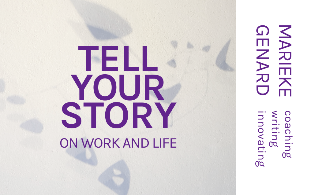 Tell your Story on Work and Life