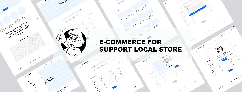 freemanGames E-commerce