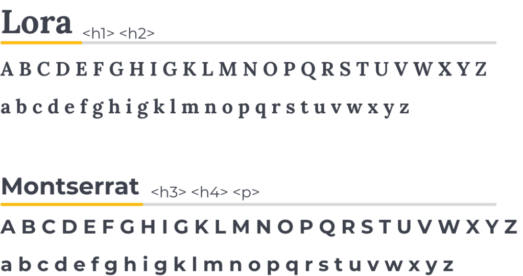 brand identity_typograpy