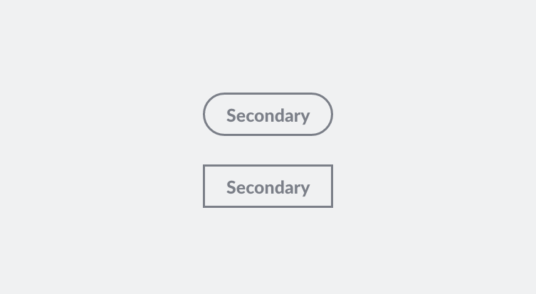 secondary button