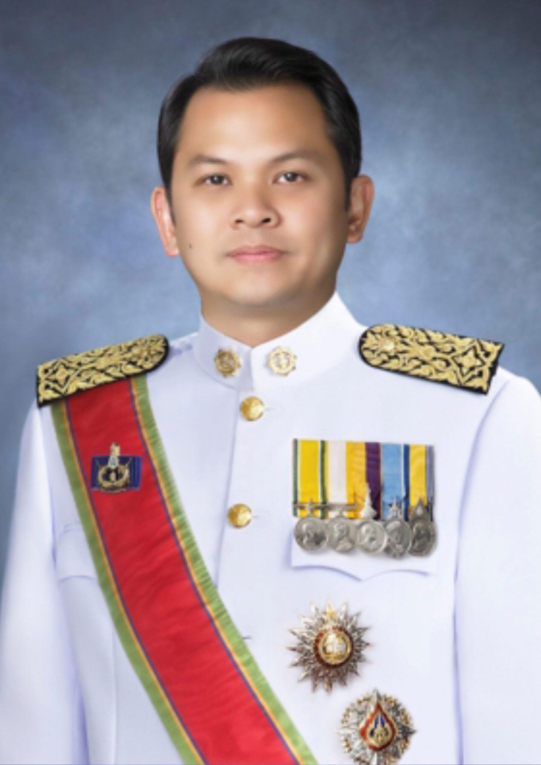 H E Mr. Nataphol Teepsuwan