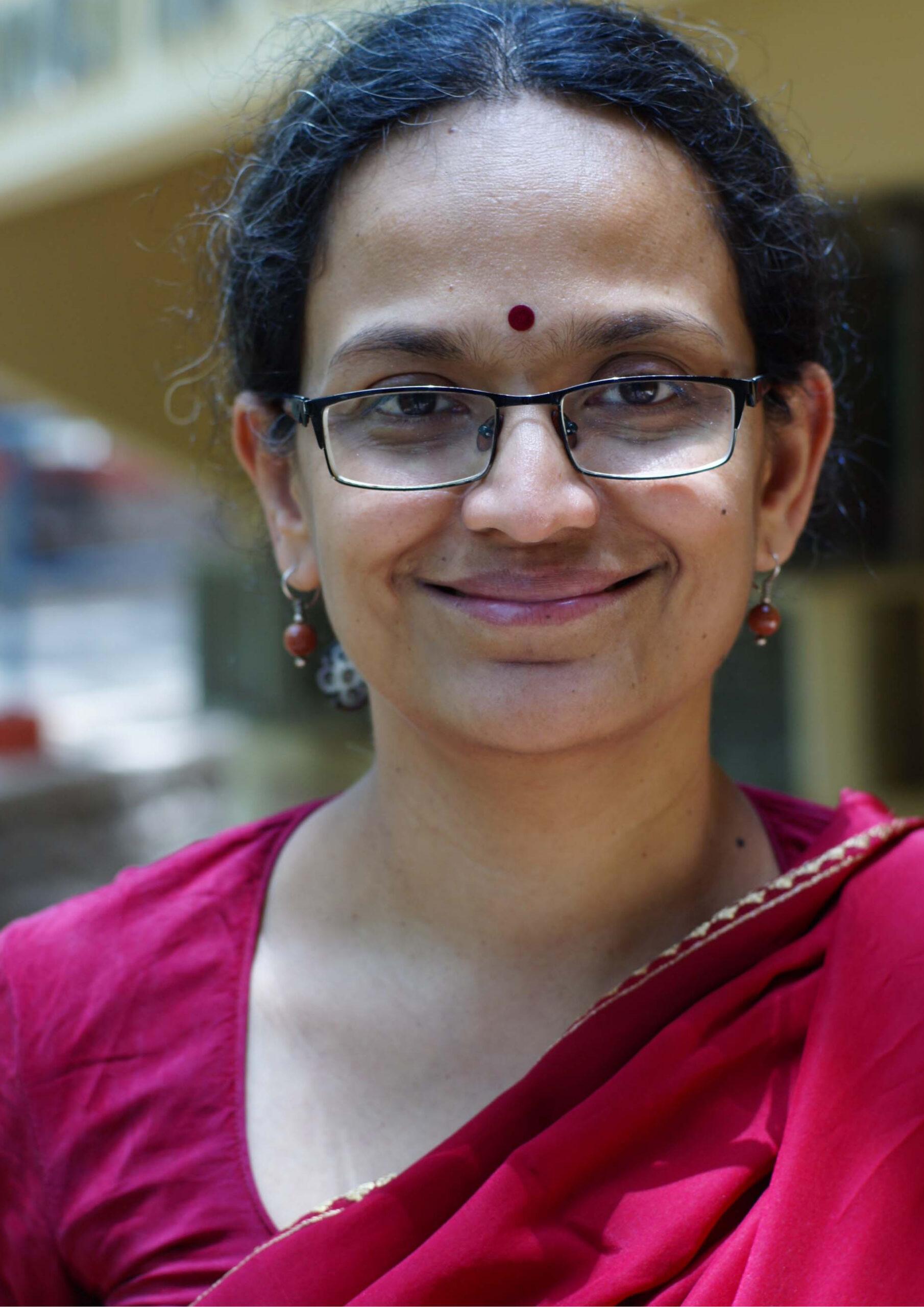 Dr. Padma Sarangapani