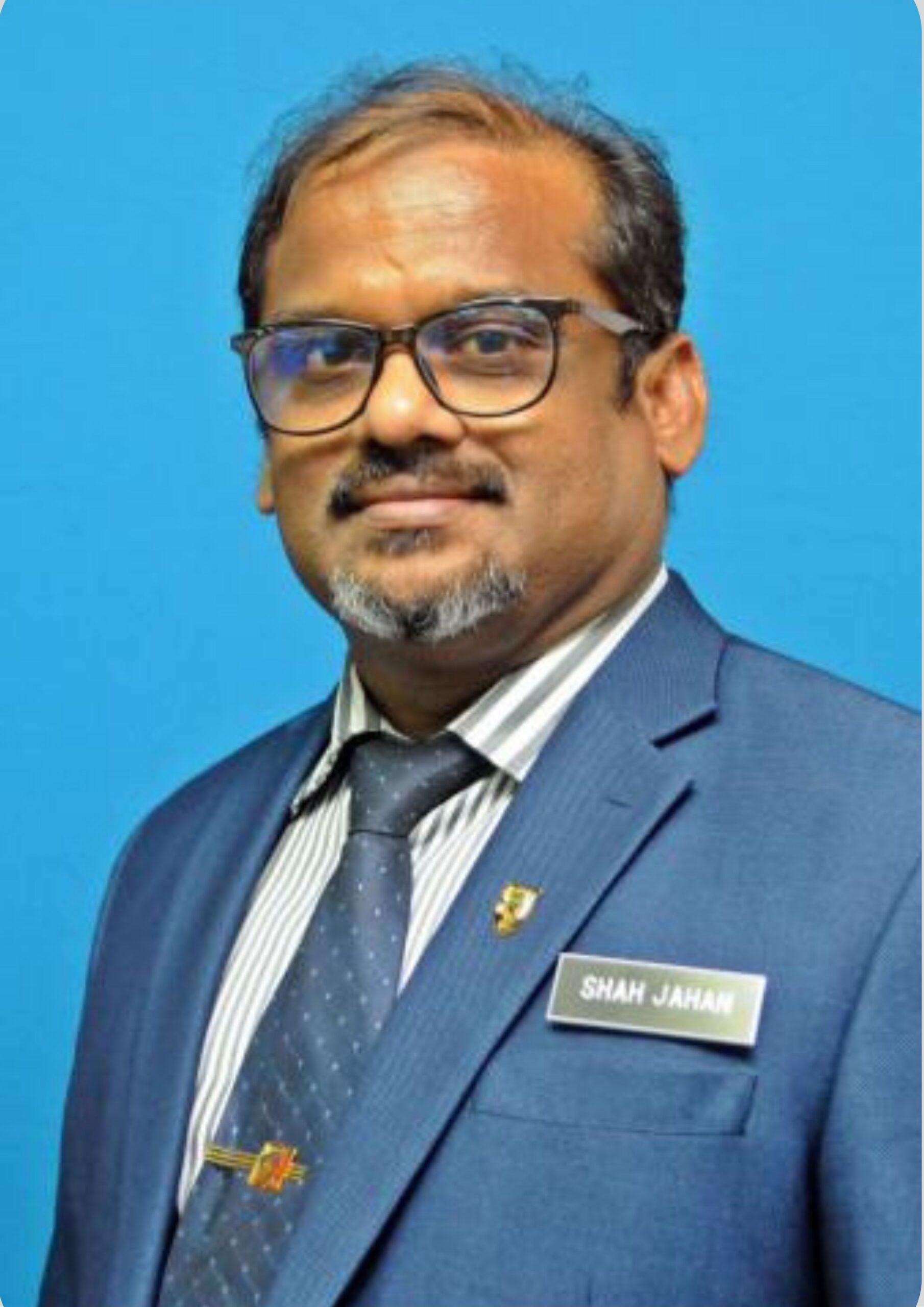 Dr. Shah Jahan Bin Assanarkutty
