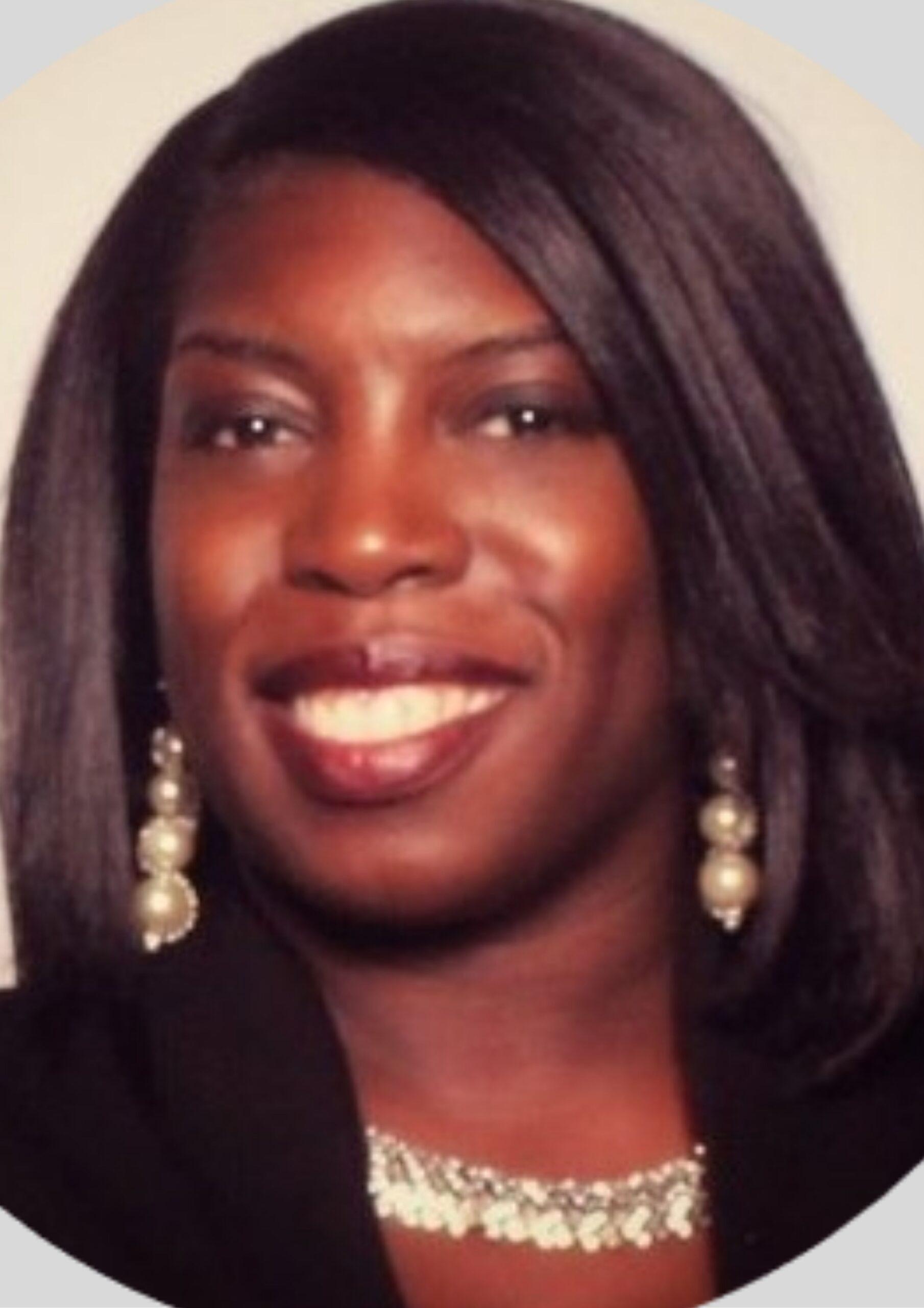 Ms. Geraldine Gooding