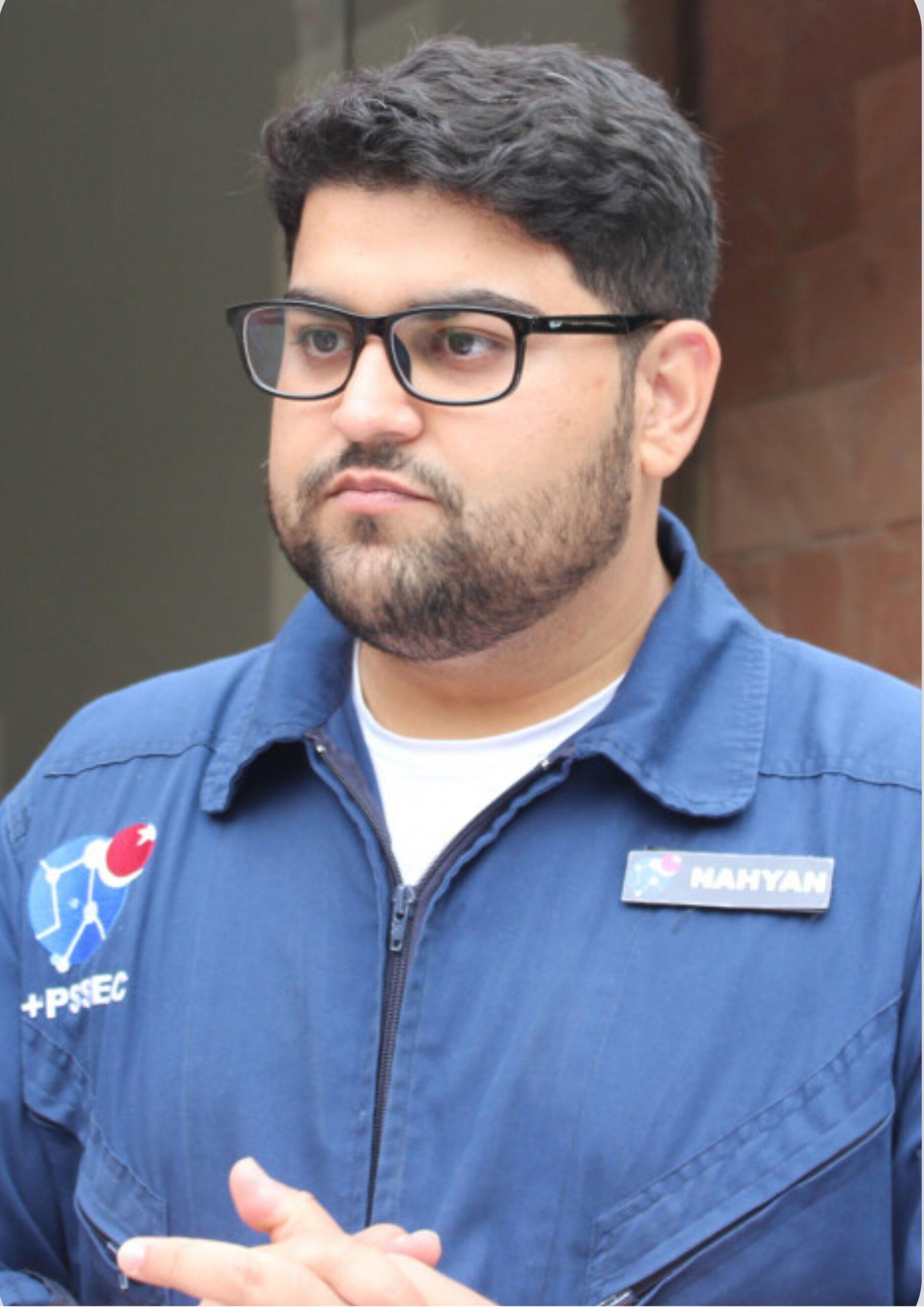 Mr. Nahyan Farooq