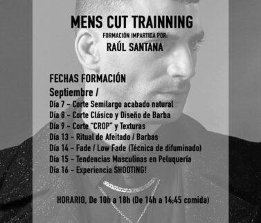 Nuevo curso de corte de pelo para hombres en Level Professional Alicante