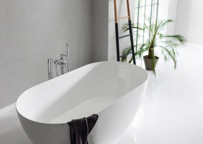 onepercent bathrooms modern contemporary free standing bath
