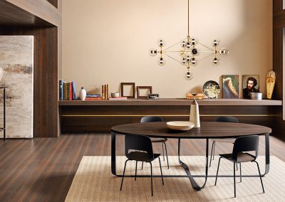 onepercent malta pianca confluence dining table