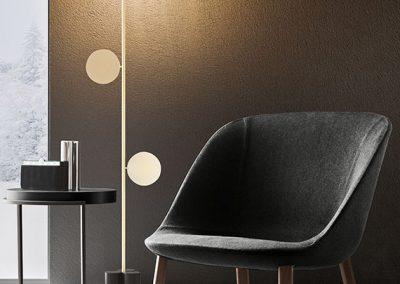 onepercent pianca malta essel armchair furniture