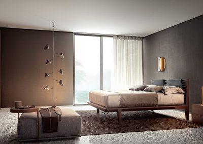 onepercent pianca malta lido bed bedroom furniture