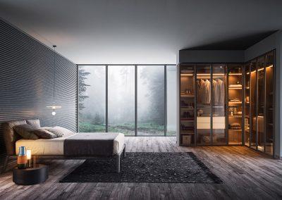 onepercent pianca malta milano wardrobe bedroom furniture