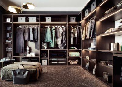 onepercent pianca sipario walk in closet bedroom furniture 3