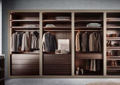 onepercent pianca sipario walk in closet bedroom furniture 4
