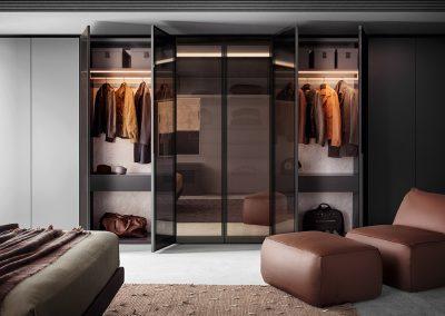 onepercent pianca vitrum wardrobe bedroom furniture