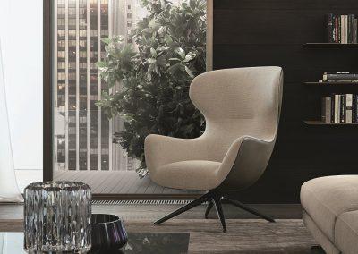 onepercent poliform living room furniture malta 2