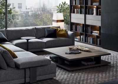 onepercent poliform living room furniture malta 4