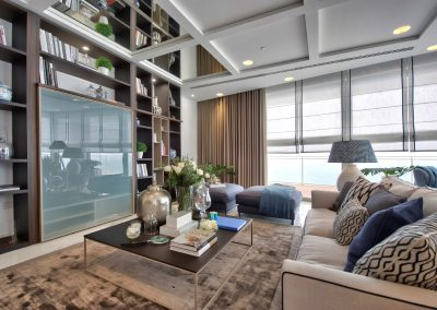 Onepercent Projects Showflat Apartment 1