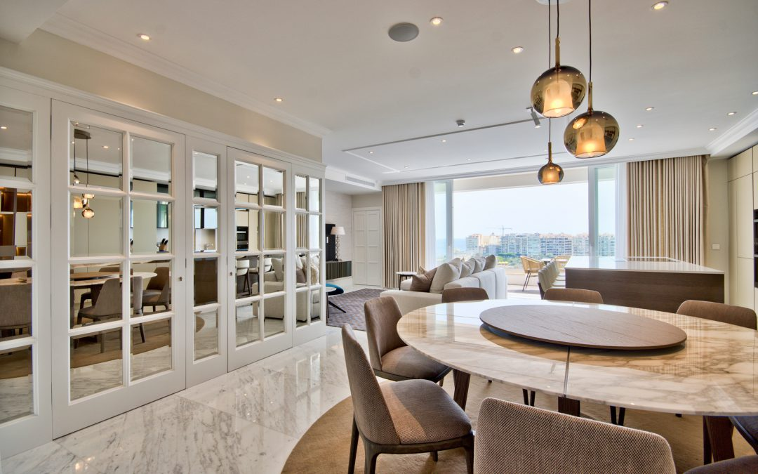 Seafront Penthouse