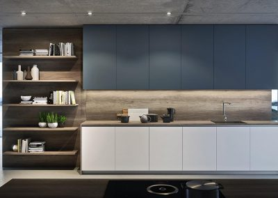 onepercent modern kitchen interior