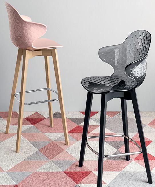 onepercent calligaris malta stools