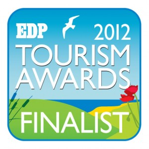 Finalist in Best Food & Drink Tourism Attraction Category