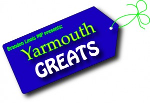 Sara's Tearooms, nominated by our customers for a Yarmouth Greats award