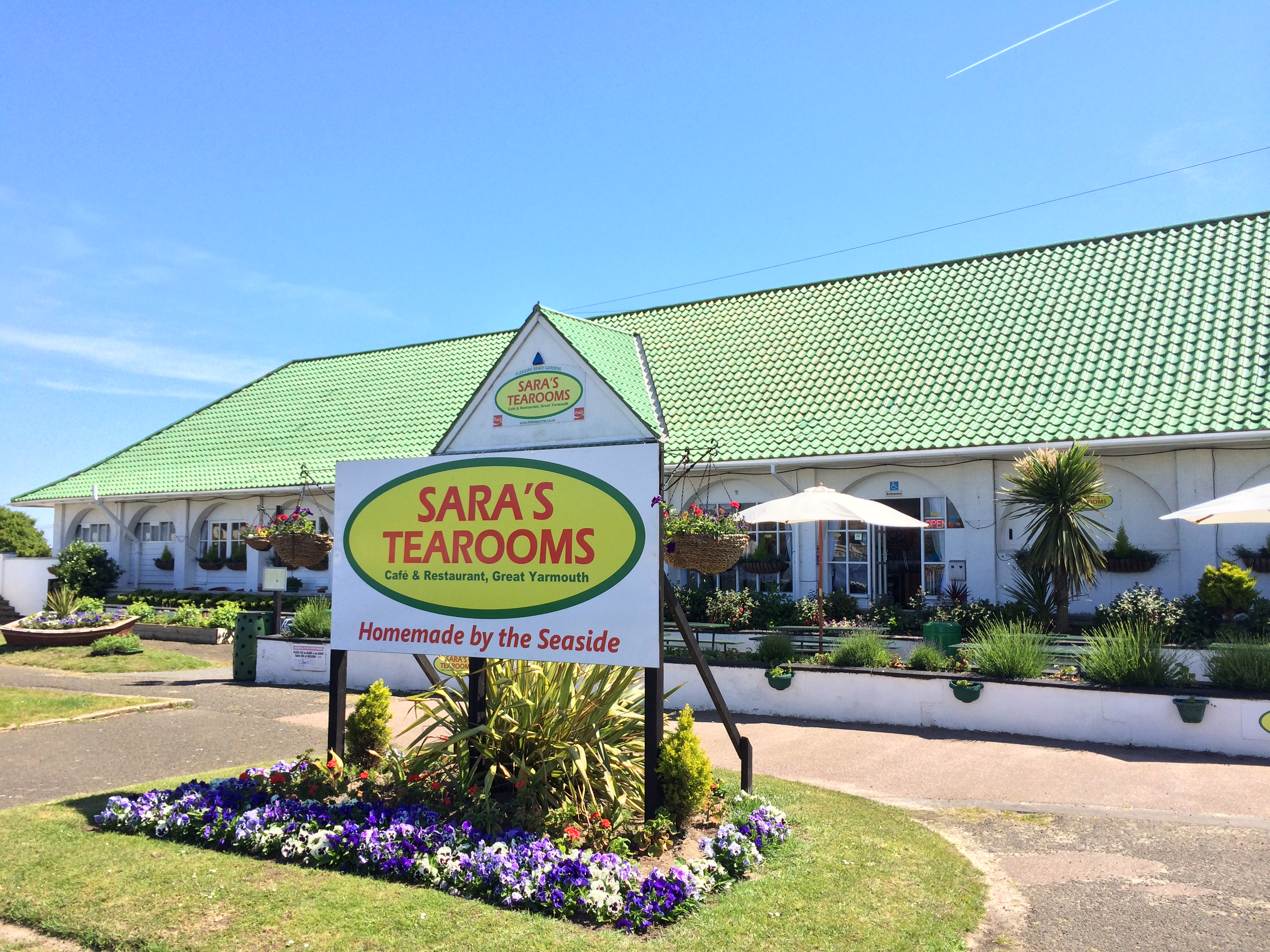 Sara's Tearooms