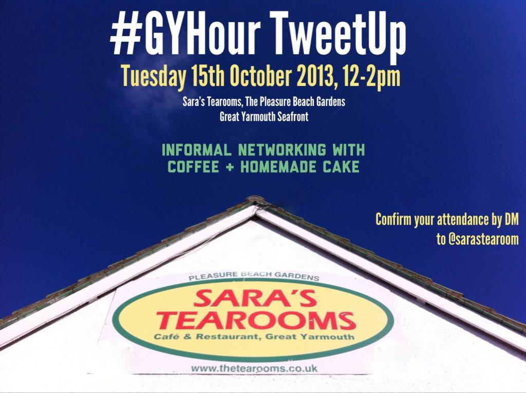 #GYHour #Tweetup