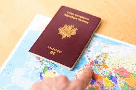 Buy German passport online