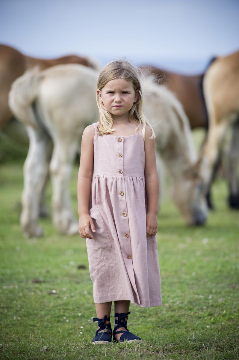 JAIZKIBEL pink lemonade dress