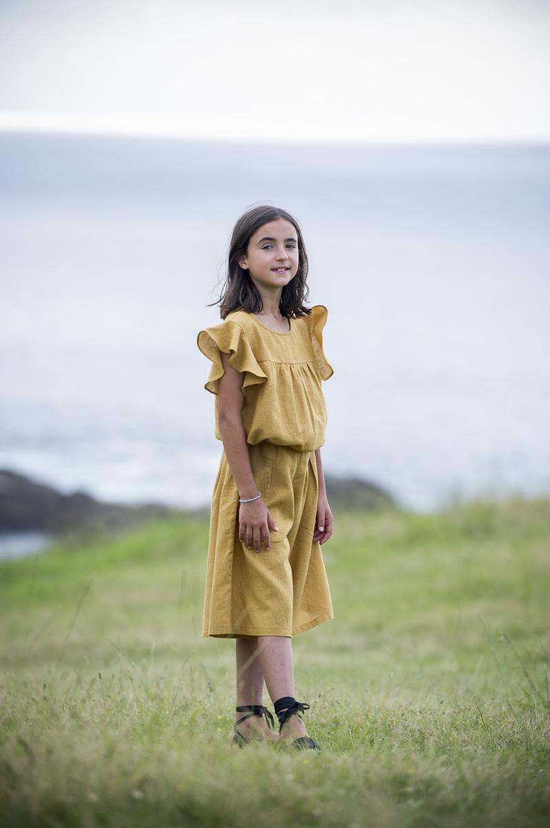 PASAI  dijon mustard culotte