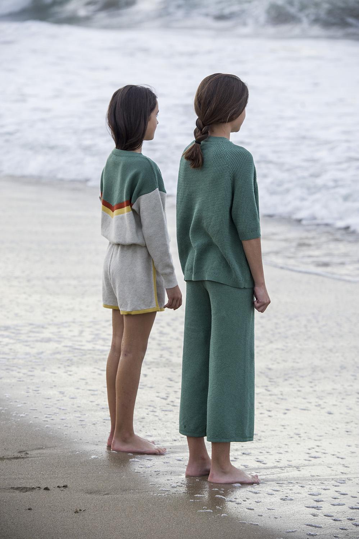 BIDART  emerald jumper