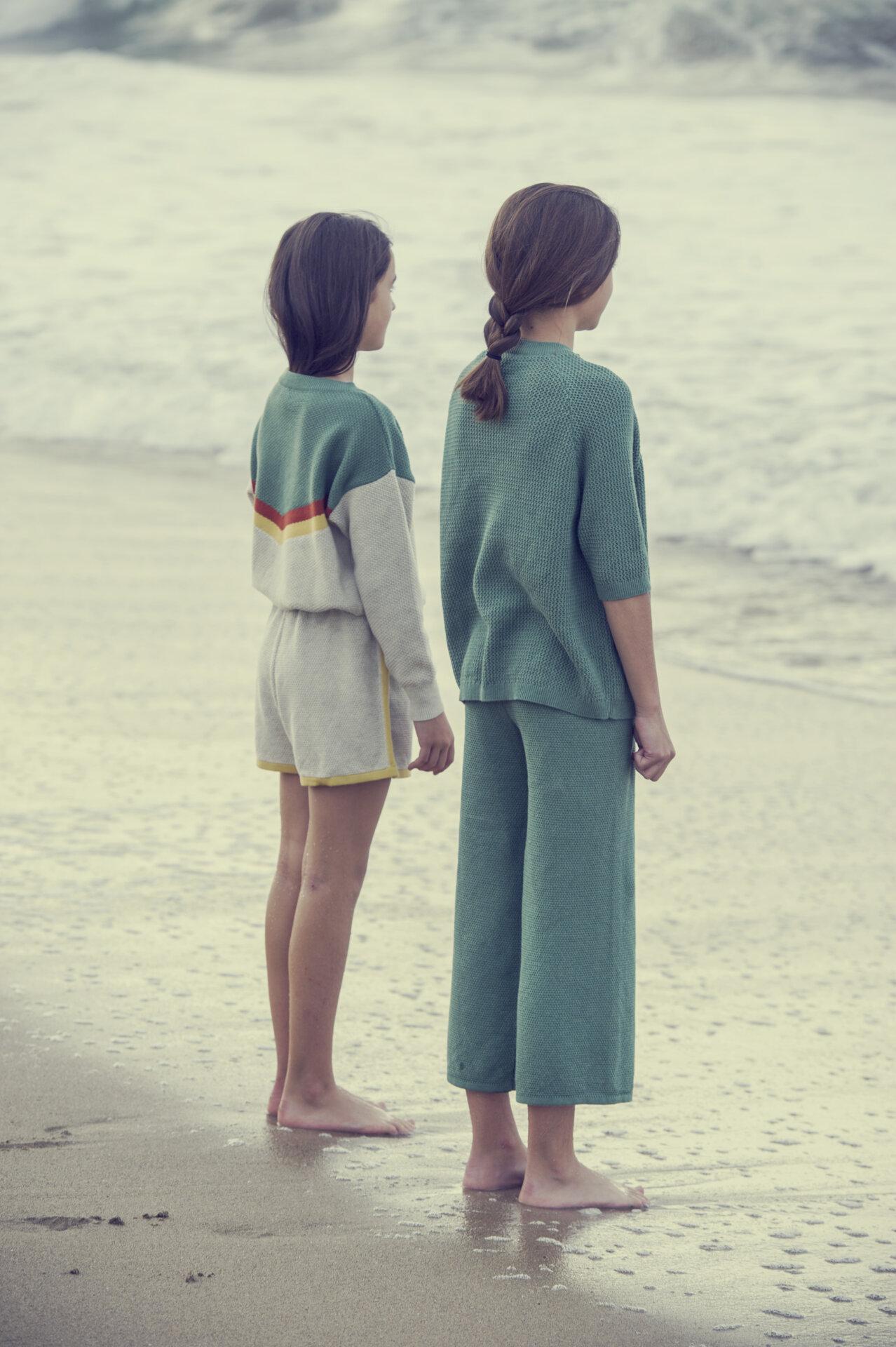 Baiona emerald culotte