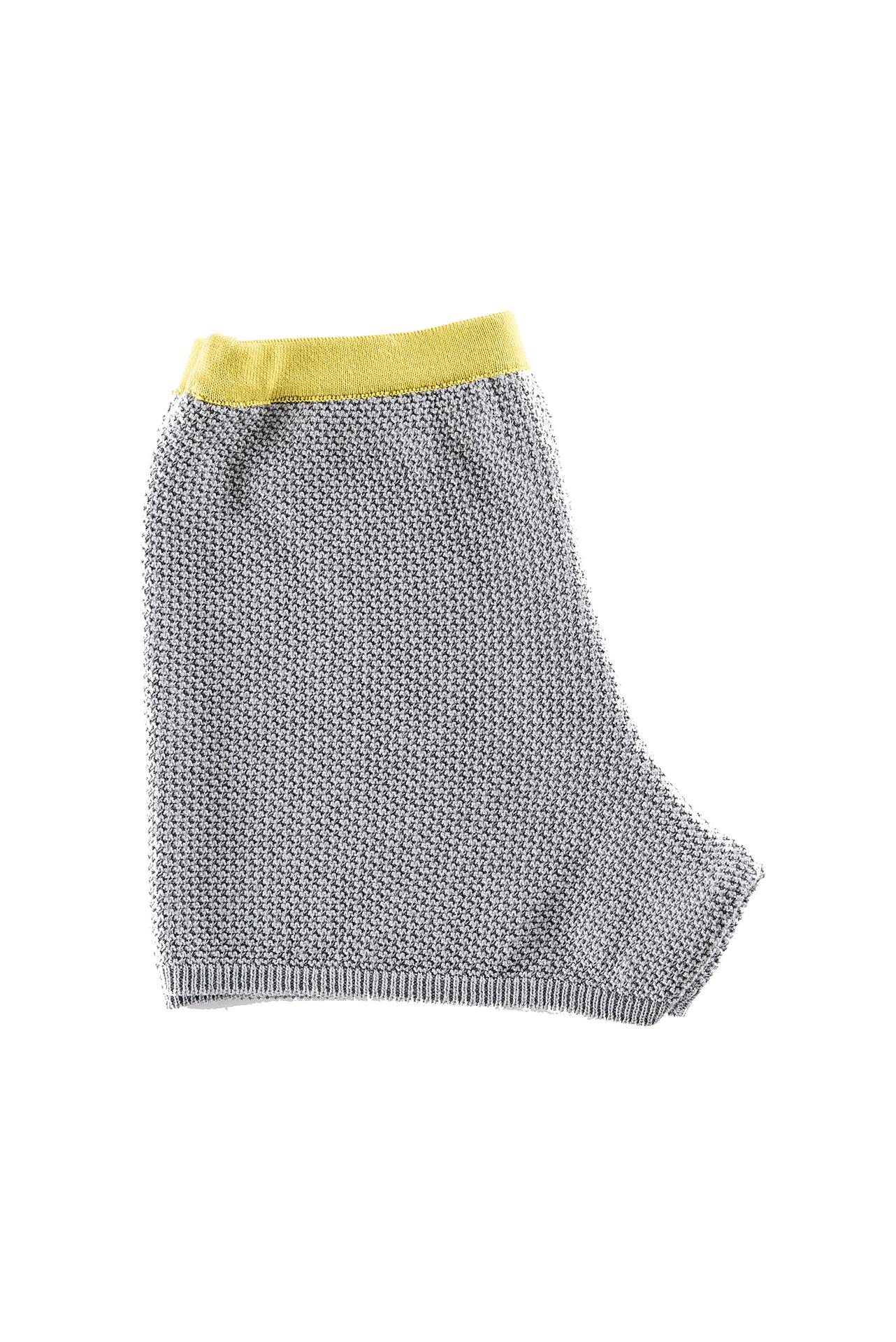 ALGORRI lemon grey short