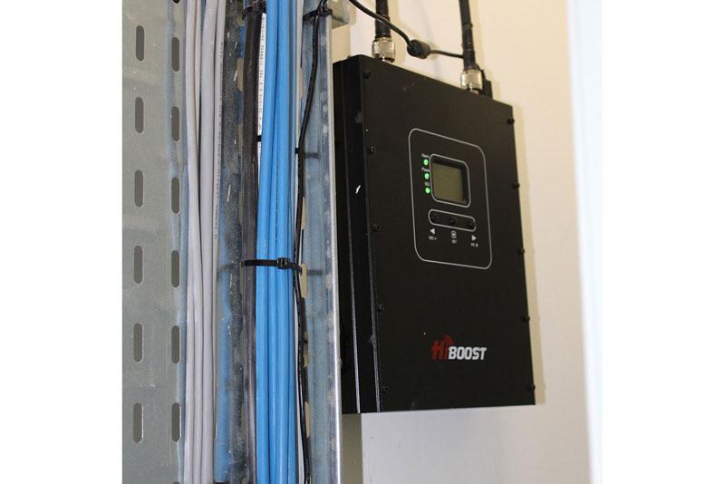 amplification d'amplificateur de signal
