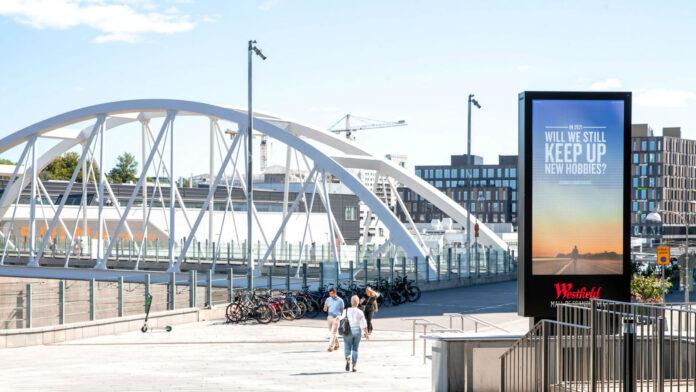 Sweden outdoor ads