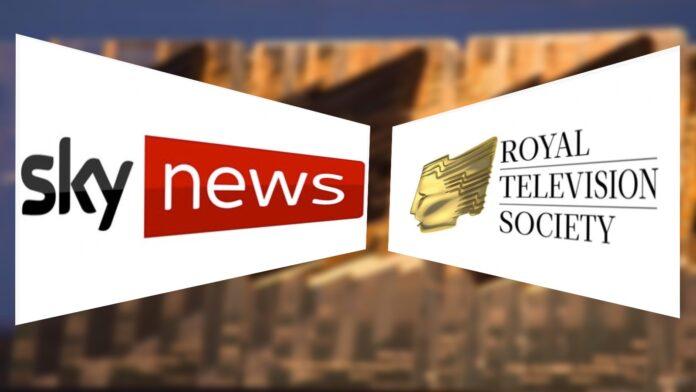 sky news rts awards