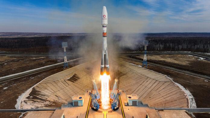 0neWeb Launch#5_Liftoff