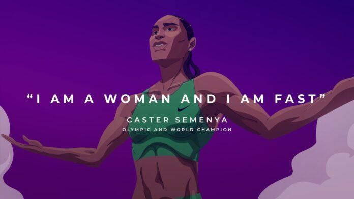 Caster Semenya - Born This Way