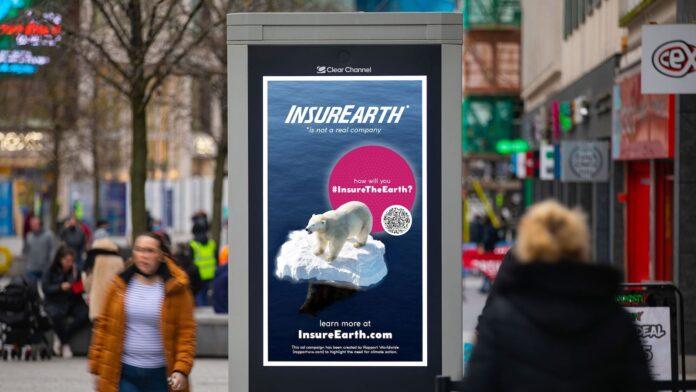 insure earth - rapport campaign