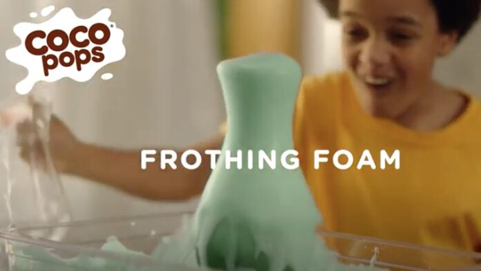 publicis - coco pops magic ads