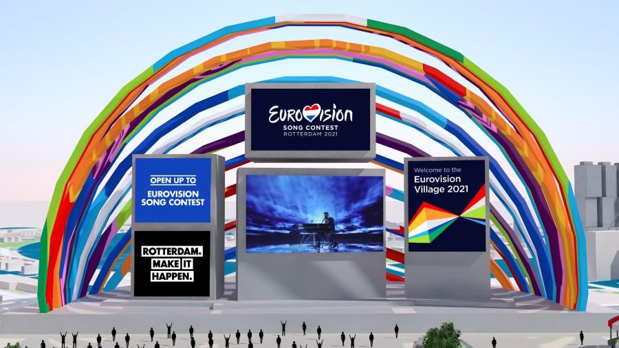 eurovision village 2
